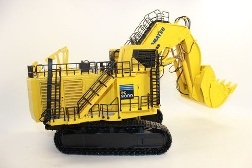 BYMO 25026/1 Komatsu PC 8000 Elektro VERSION 1:50 NEU in OVP